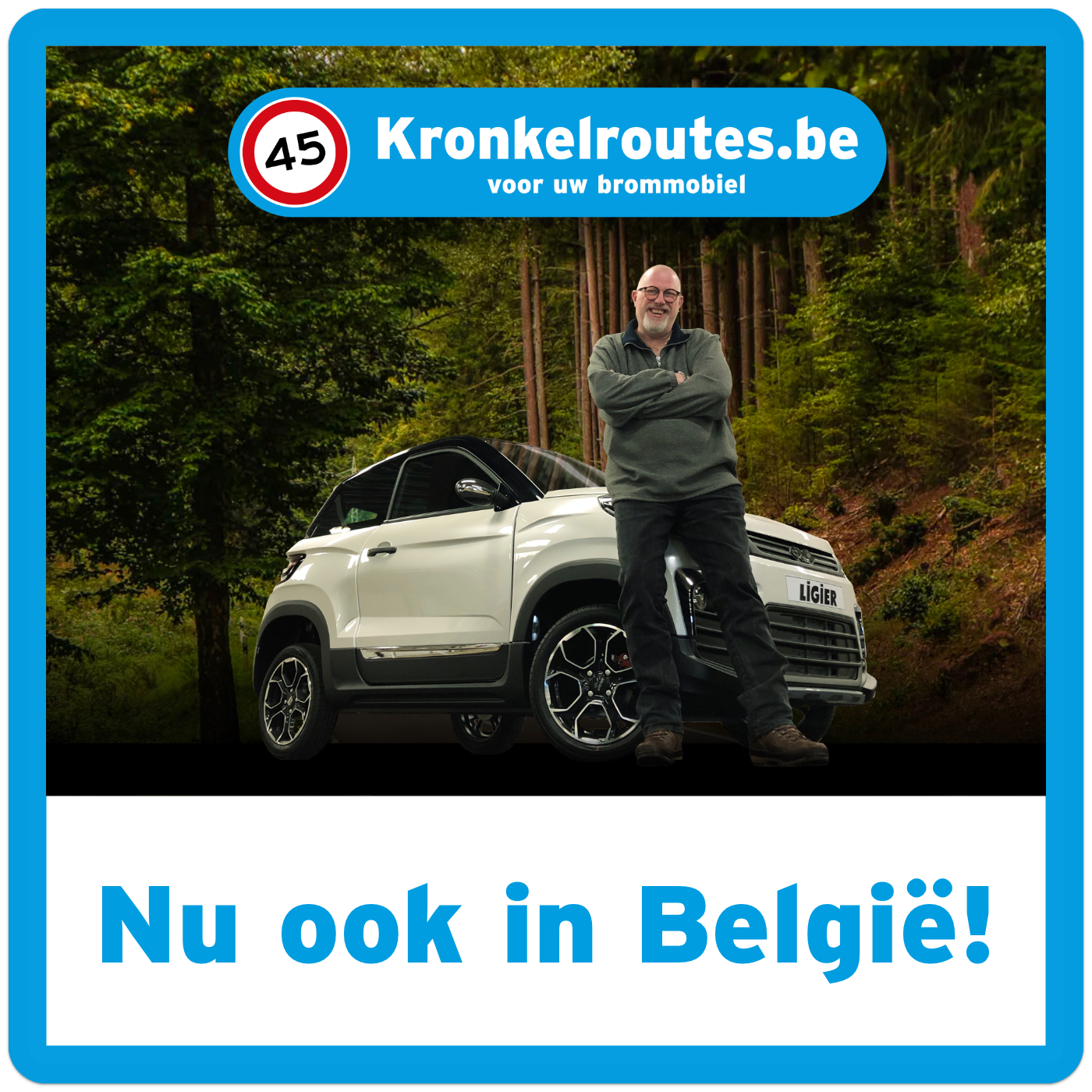 Kronkelroutes.be